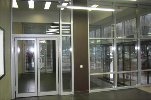 Сконструирована интеллектуальная система уплотнения дверей