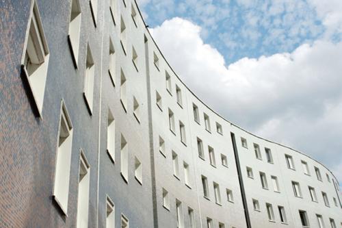 В Париже реконструировали знаменитый Дом «Серпантин»