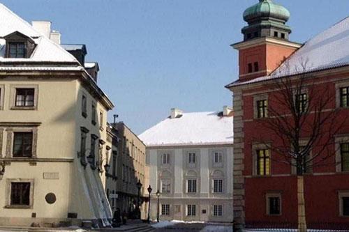 Технологии 21-века обогревают памятники архитектуры века 17-го