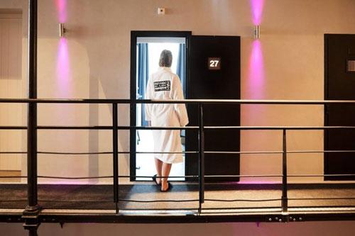 Архитектурные фантазии: тюрьма-отель