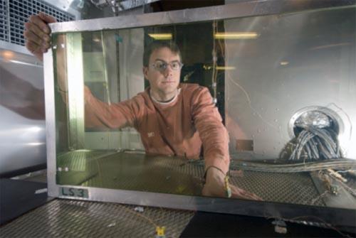 Американские специалисты совершенствуют технологию энергосберегающего окна