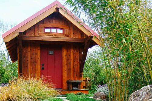 5 отличных дачных домиков от 1000 до 25 000 долларов