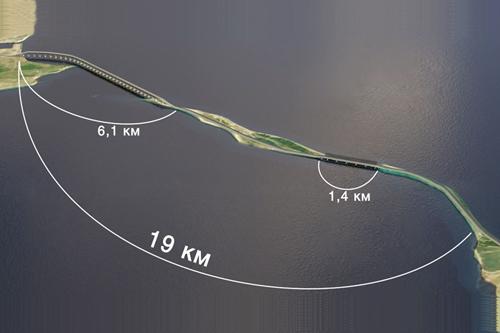Как воруют на строительстве Керченского моста