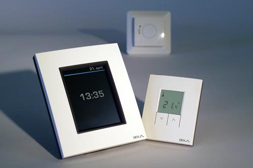 Появилась усовершенствованная беспроводная система управления «теплым полом» и отоплением помещений