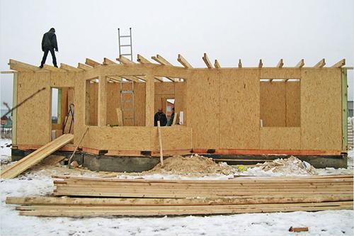Как по шаговая инструкция дом построить