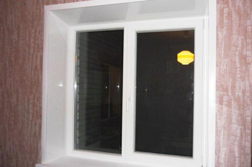 Откосы на окна в