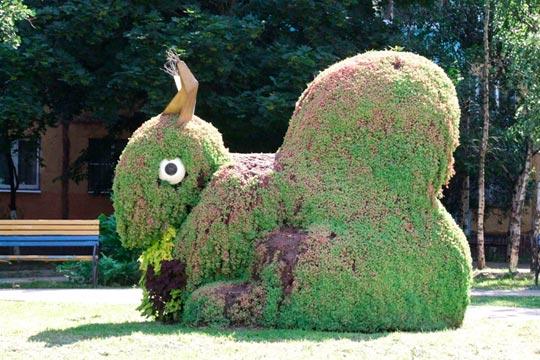 Шедевры дизайна: лучшая садово-парковая архитектура мира. Часть 2. Фото