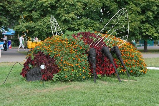 Шедевры дизайна: лучшая садово-парковая архитектура мира. Часть 3. Фото