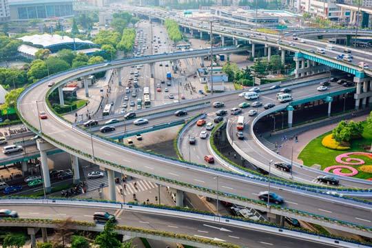 Как строят дороги в развитых странах
