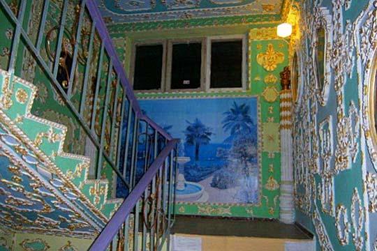 в Киеве из «хрущевки» сделали французский дворец 17-го века. Фото