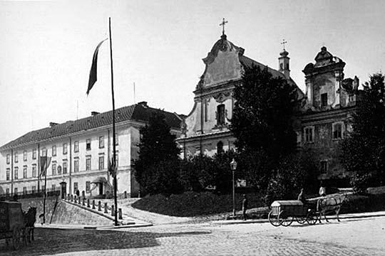 180 років тому: перші в світі фотографії Львова фото