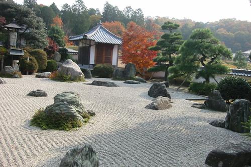 Сделать японский сад своими руками