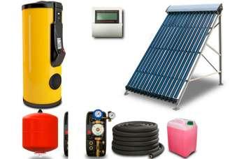 Солнечный коллектор: принципы работы. Часть 5