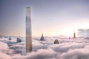 Самый стройный небоскреб в мире получил корону