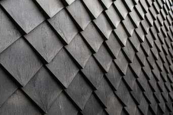 Появился первый в мире облицовочный материал из переработанного пластика