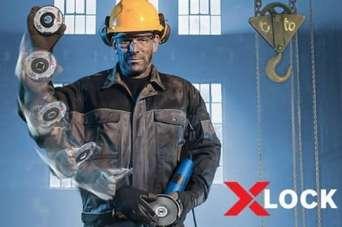 Makita первой в мире внедрила технологию Bosch X-Lock