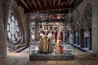 В древнем аббатстве открыли невиданные галереи