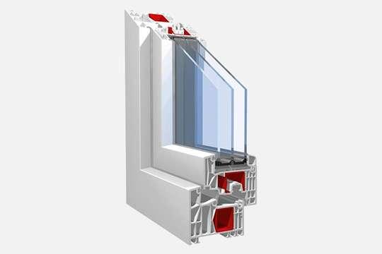 Представлена новая семикамерная оконная система