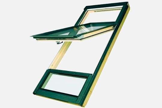 Создано самое высокое мансардное окно в мире