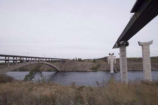 Запорожье в очередной раз попытается построить мост через Днепр