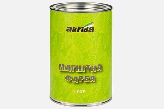 В Украине появился новый материал: магнитная краска