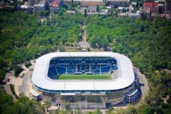 Одесский стадион оставили под арестом