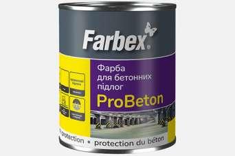 На рынке ЛКМ представлена краска для бетонных полов