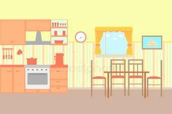 Приколы: в Китае созданы кухни, в которых нет ни одной стены. Фото