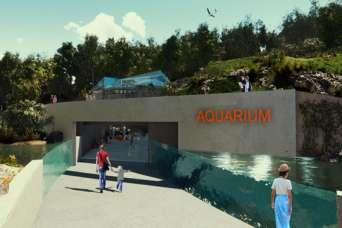 В старейшем зоопарке мира появится аквариум