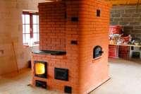 Из какого кирпича строить печь