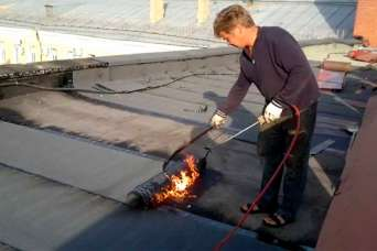 Как выбрать газовую горелку для устройства наплавляемой гидроизоляции