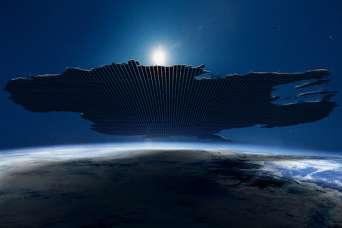 Космический мусор хотят пустить на инопланетное жилье