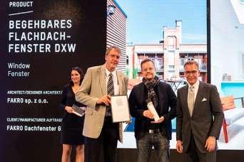Назван победитель престижного конкурса «ICONIC AWARDS 2018»