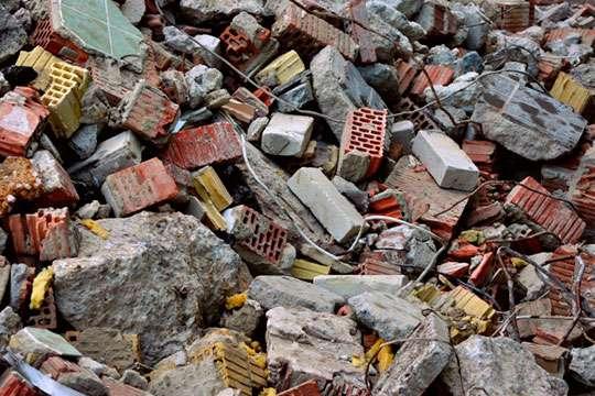 что считается строительным мусором