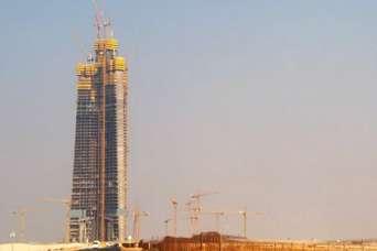 Строительство самого высокого здания в мире возобновилось