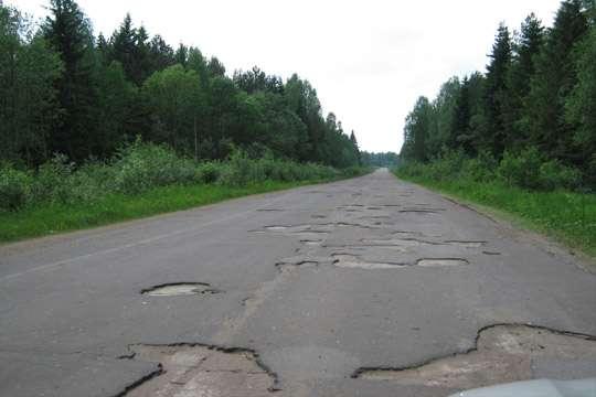 Из-за плохих дорог львовских чиновников привлекли к ответственности