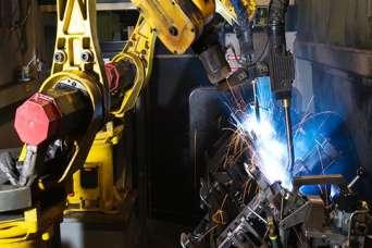 Создан роботизированный сварочный комплекс с искусственным интеллектом