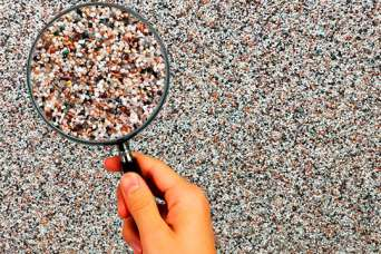 Что такое жидкий камень и как с ним работать