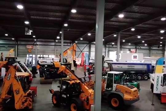 В Киеве открылась выставка тяжелой техники и оборудования HEAVY DUTY-2019