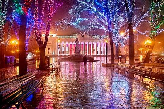 Как строилась Одесса: Приморский бульвар. Видео