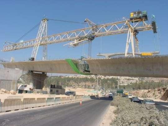 Израильская дорожно-строительная компания заходит в государство Украину