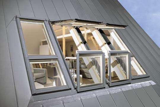 На весенней строительной выставке представят новинку: окно-балкон