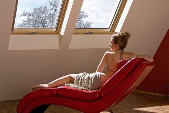 Какие мансардные окна лучше выбрать для строительства пассивных домов в Украине