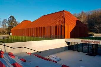Ruukki отмечена новыми архитектурными наградами