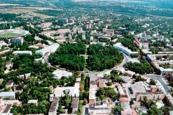 Как выглядела Полтава 100 лет назад: фото