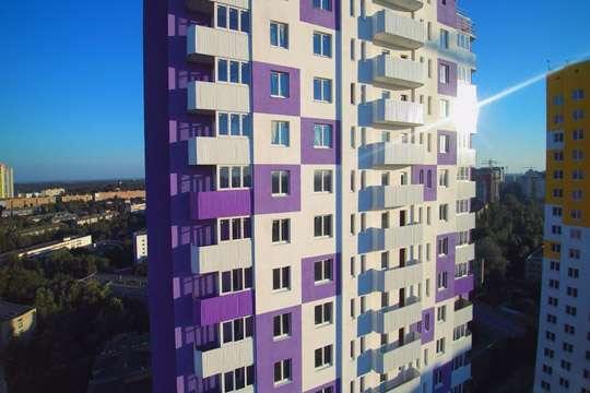 В Киеве построили дом с доступным жильем