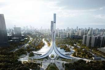 Создатели самого высокого небоскреба Европы займутся необычным проектом