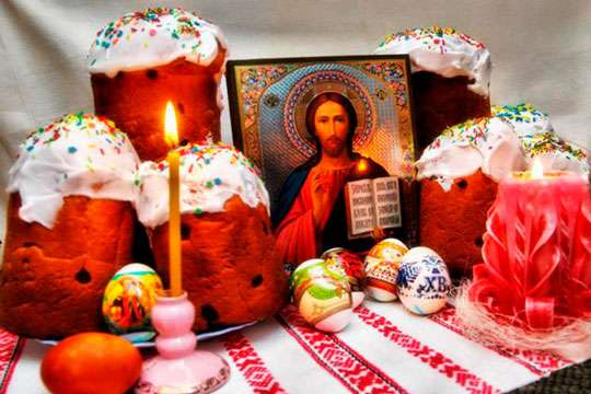 Как празднуют Пасху в других странах. Фото и видео