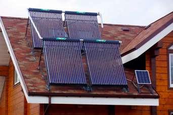 Как работает солнечный коллектор. Часть 2