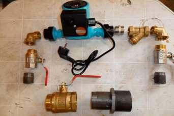 Выбор циркуляционного насоса для системы отопления. Окончание